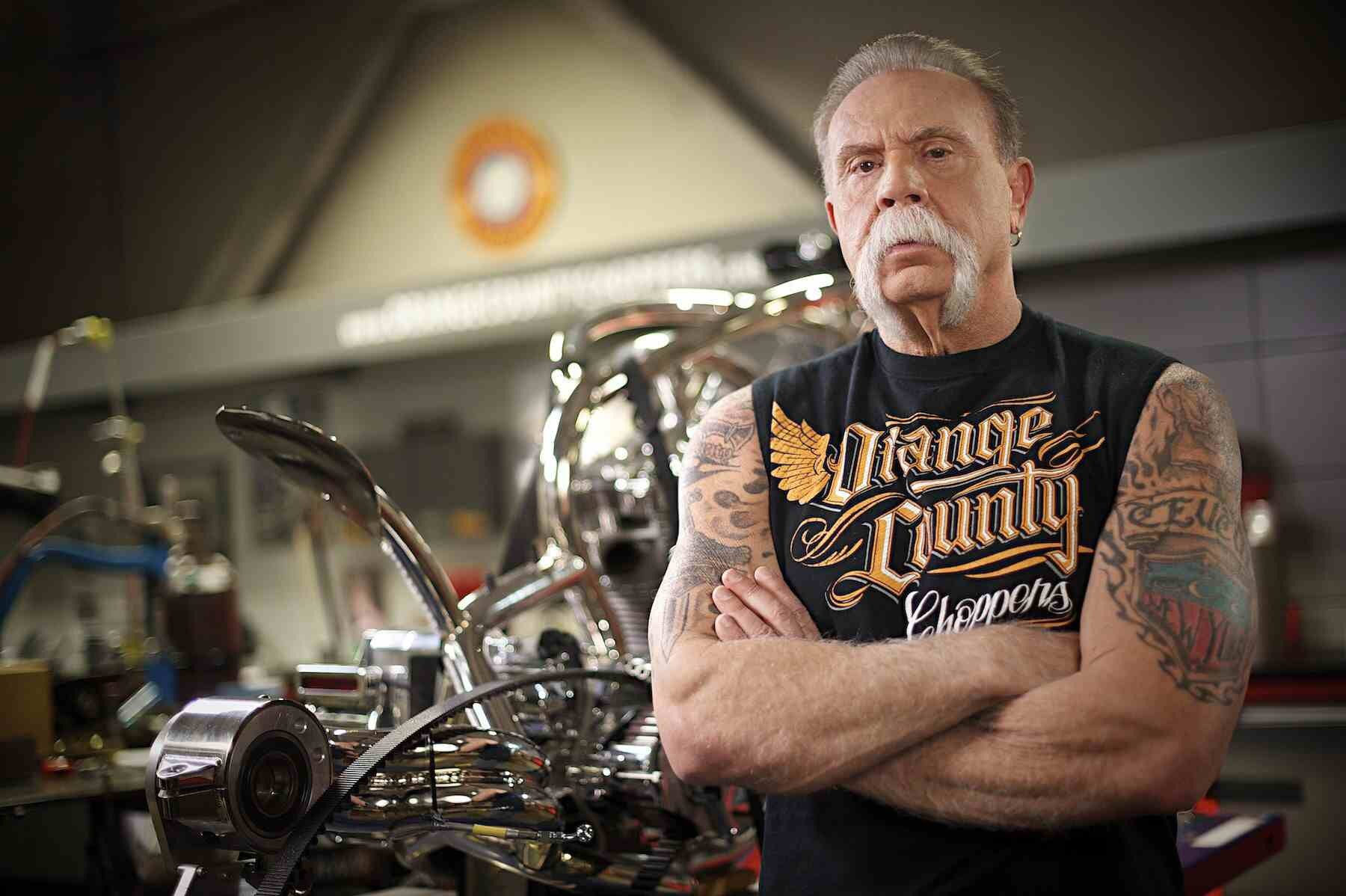Orange County Choppers - American Chopper nové epizody